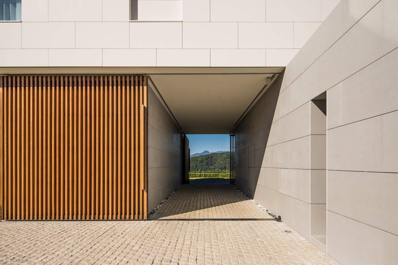 Ретритная резиденция в Южной Корее