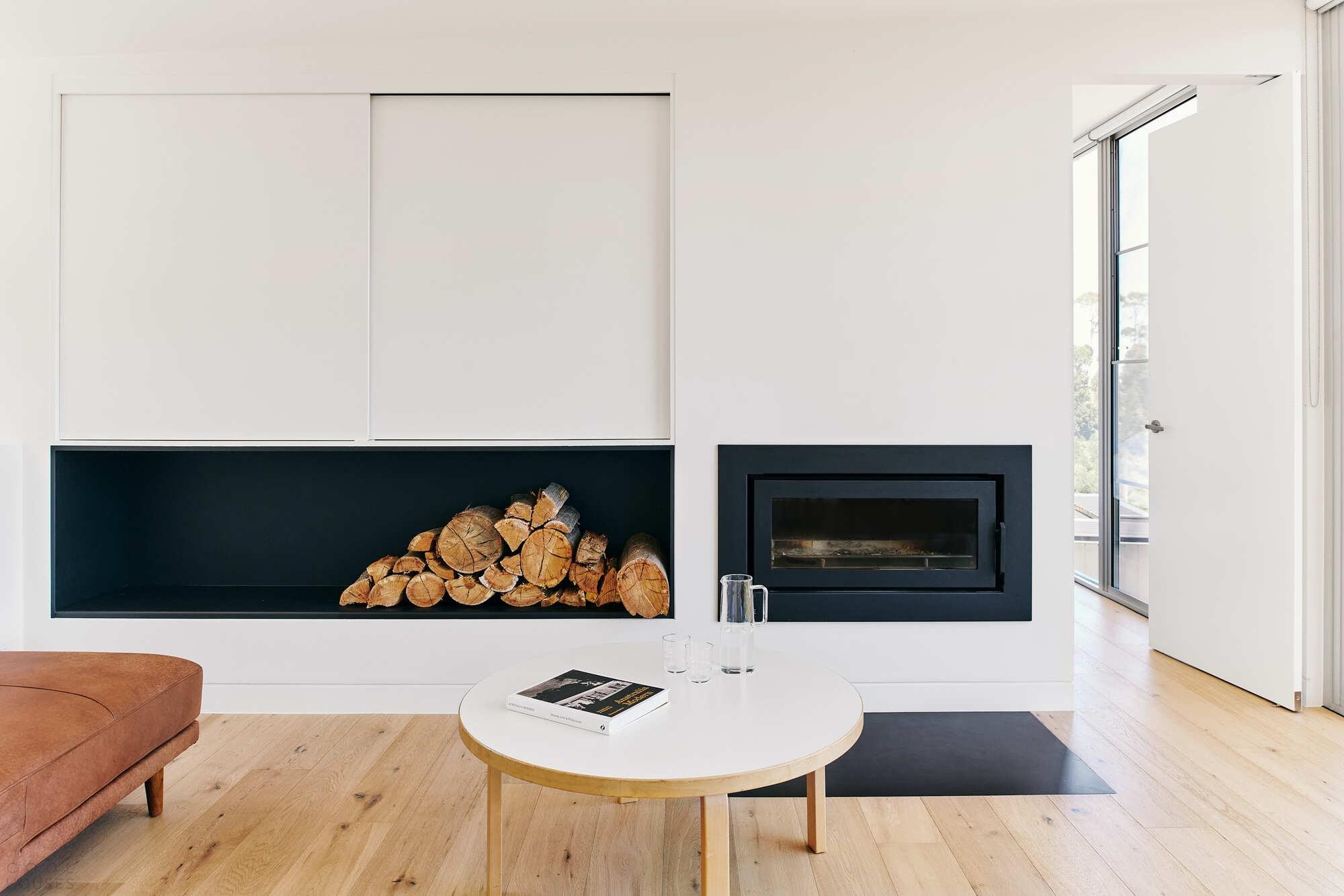 Семейный дом с современной интерпретацией пляжных хижин австралийского побережья