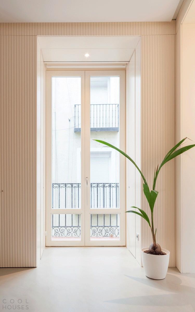Угловые апартаменты с анизотропными пространствами