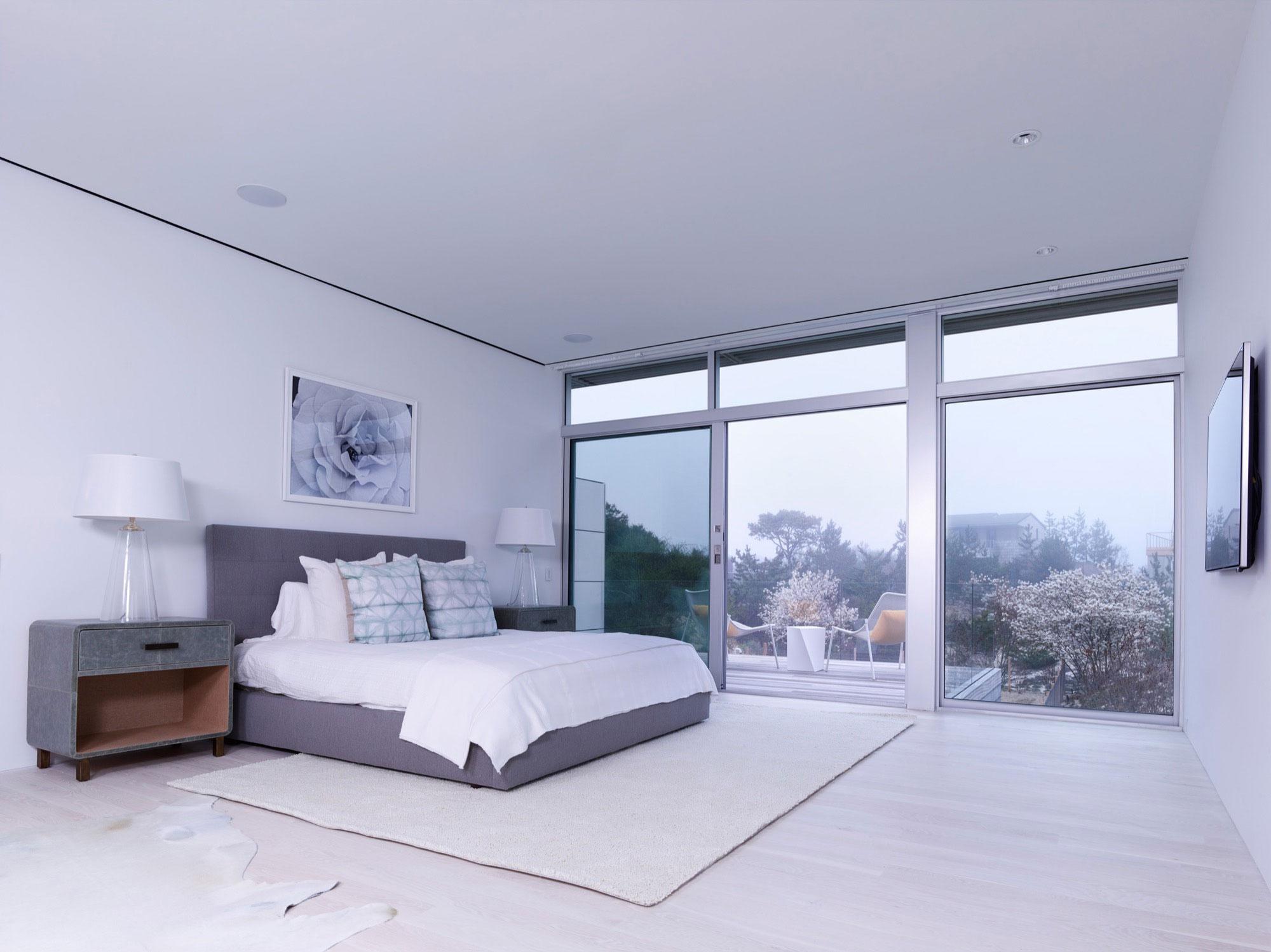 Дом в дюнах с видом на океан, США
