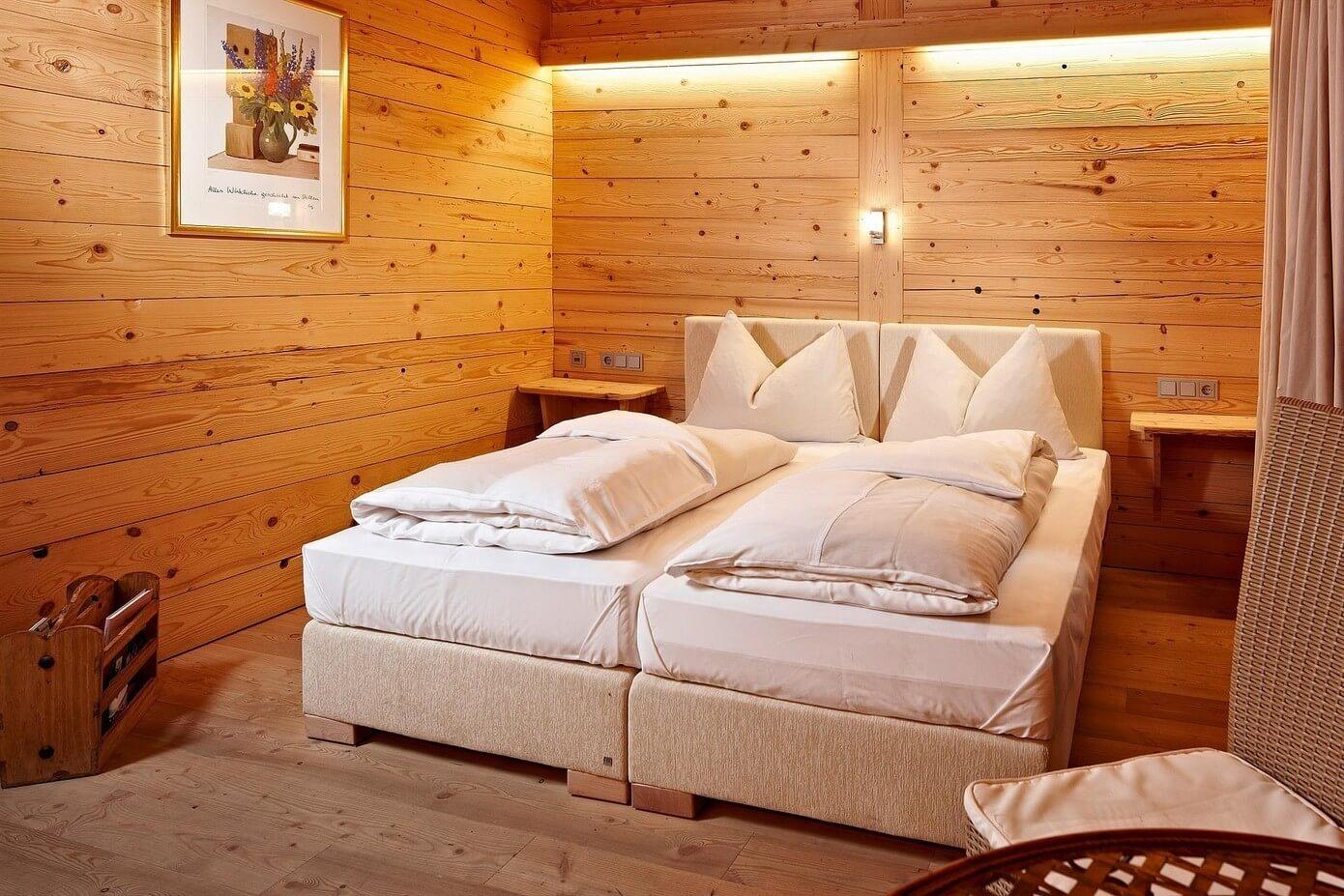 Лыжный отель Hinterhag в Зальцбурге, Австрия