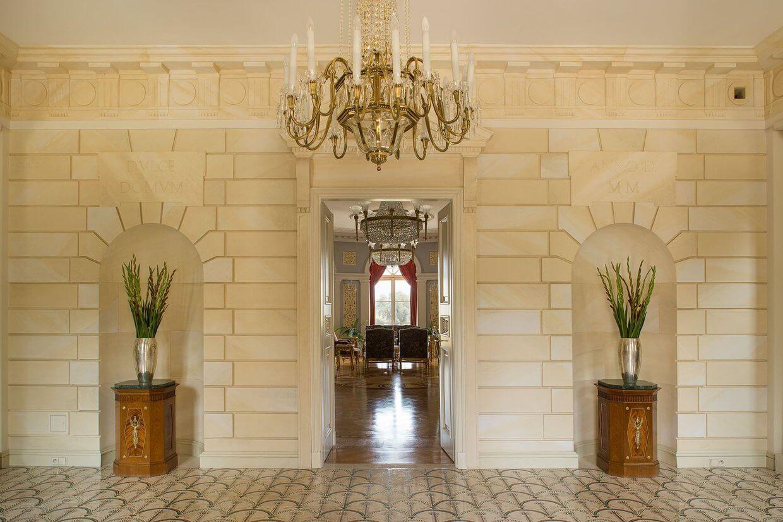 Роскошный особняк в классическом стиле