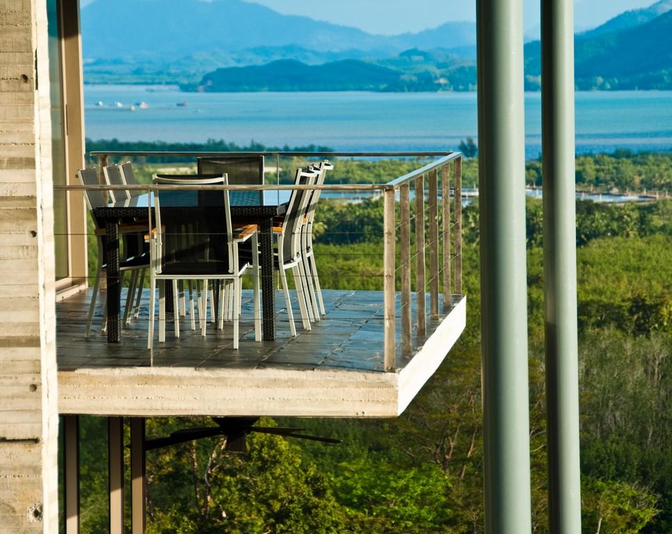Вилла с видом на залив Панг Нга, Таиланд