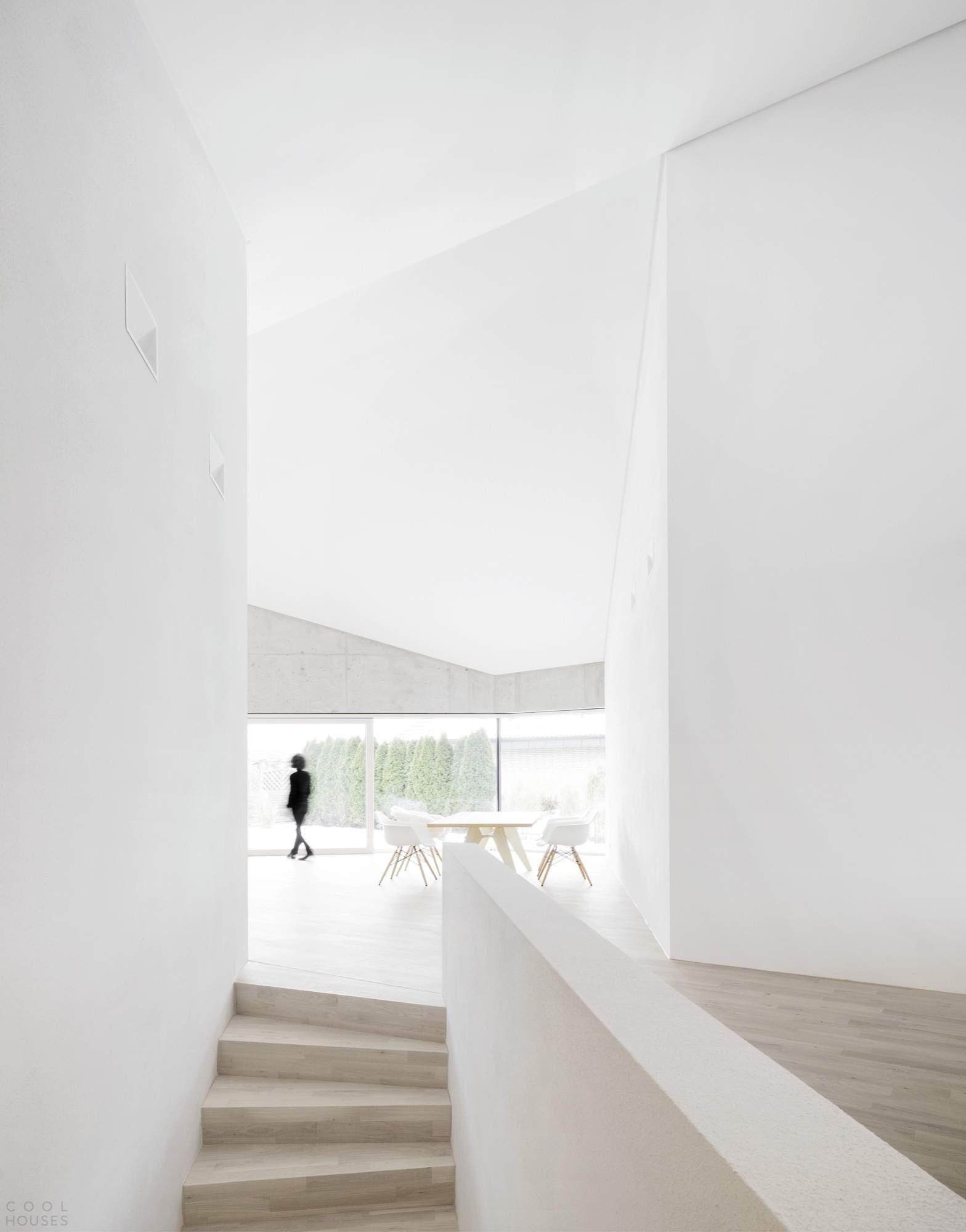 Дом в форме кристалла в Германии