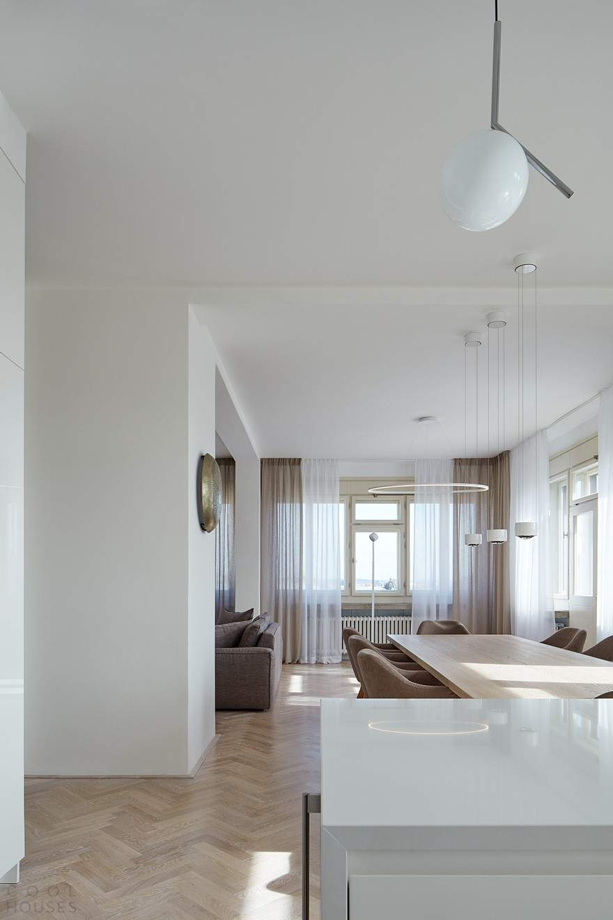 Элегантная квартира в Праге, Чехия