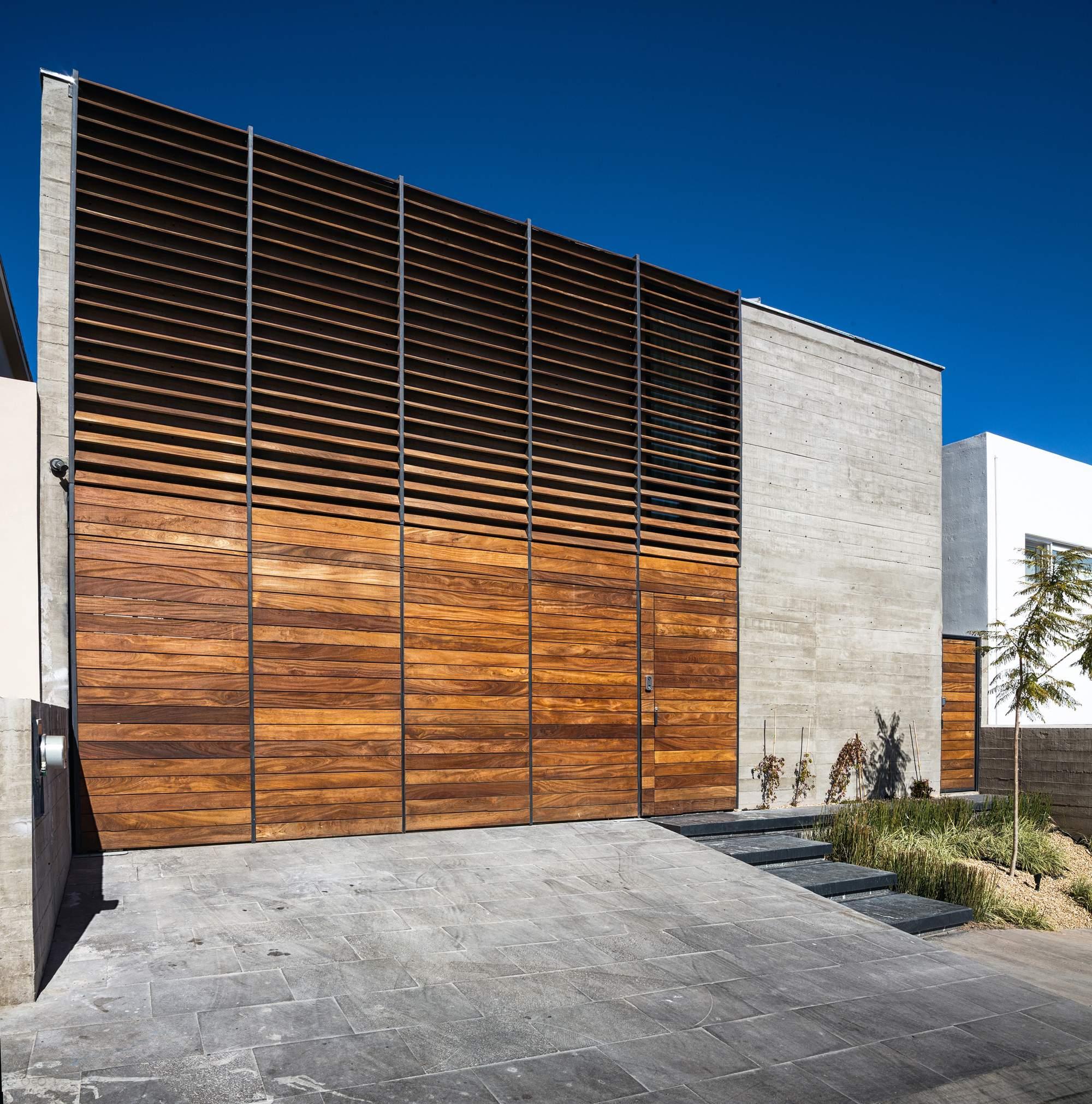 Стильный частный дом в Мексике