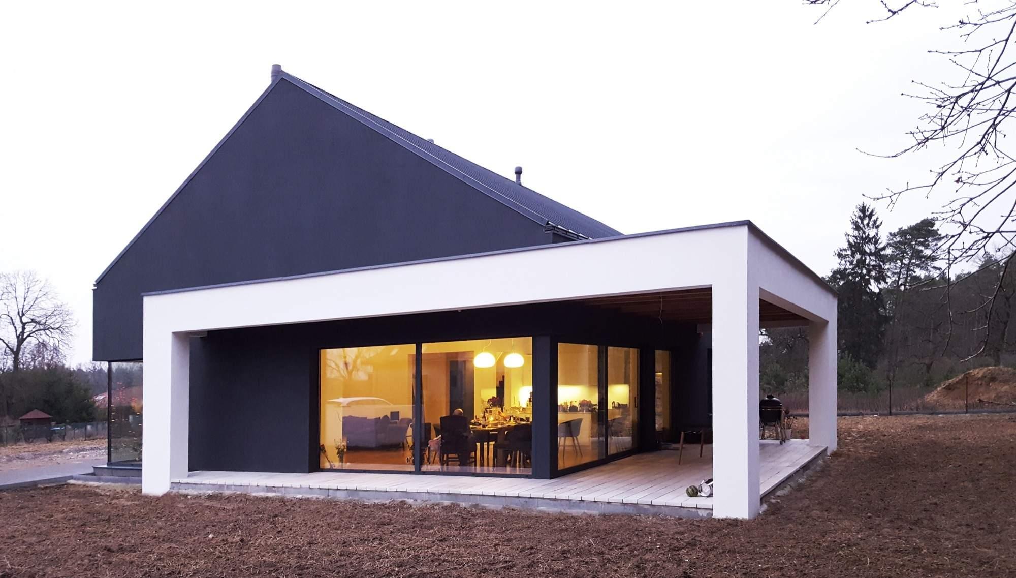 Уютный частный дом в Добре, Польша
