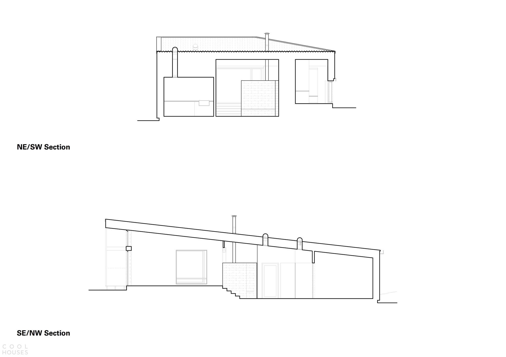 «Черный дом» на острове Скай, Канада