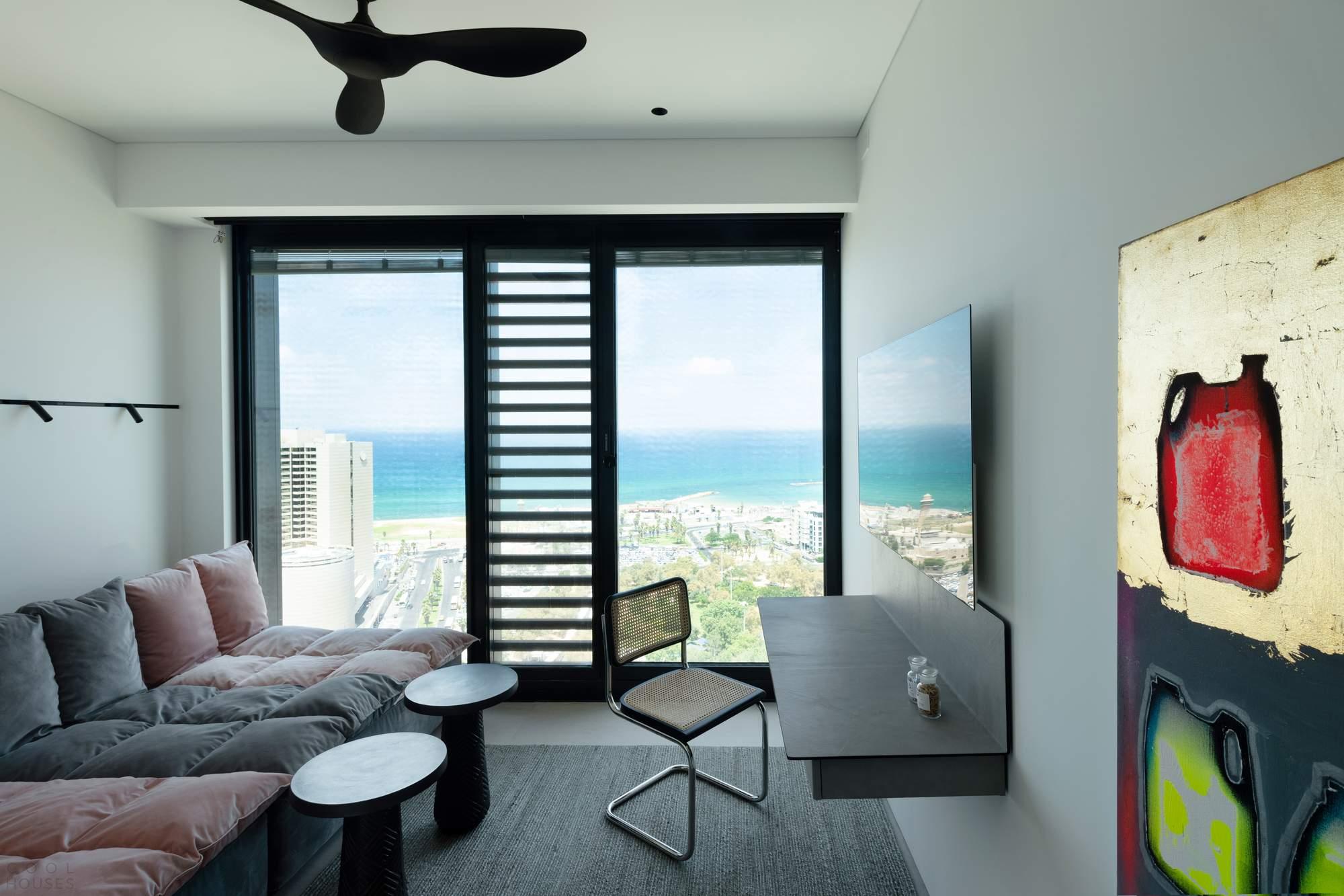Эффектные апартаменты на берегу моря, Израиль