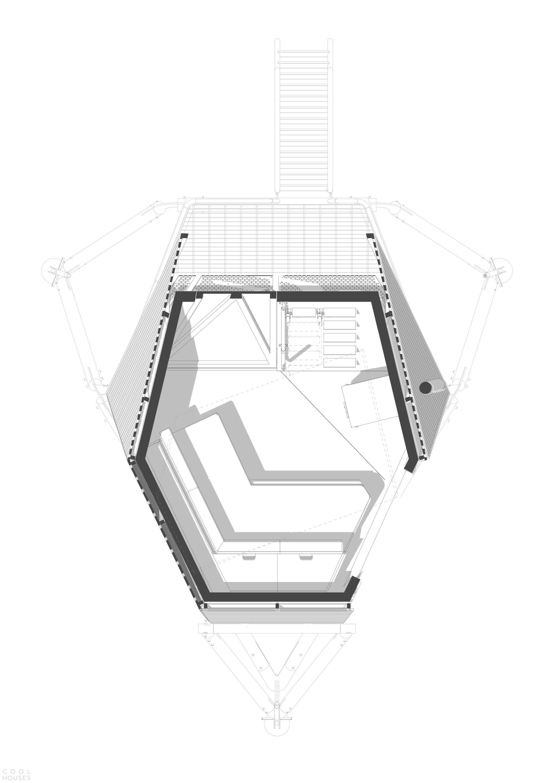 Мобильная хижина-укрытие, Англия
