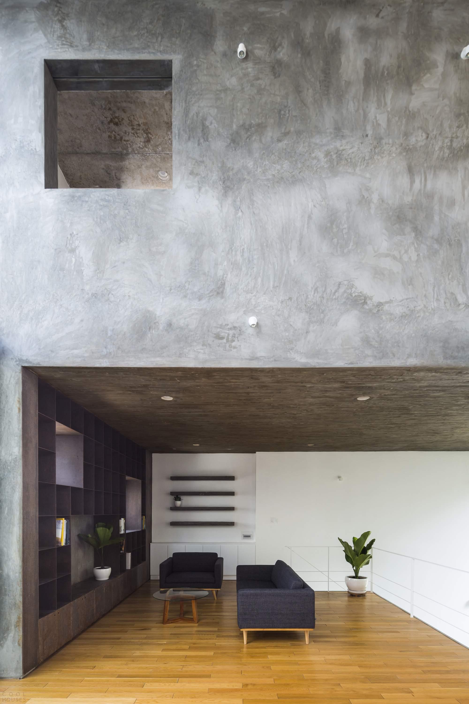 Семисторонний бетонный дом, Вьетнам