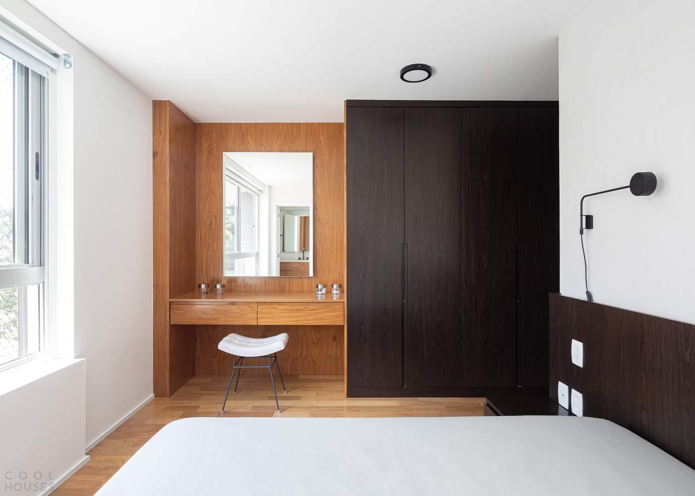 Апартаменты с динамичным универсальным пространством, Бразилия