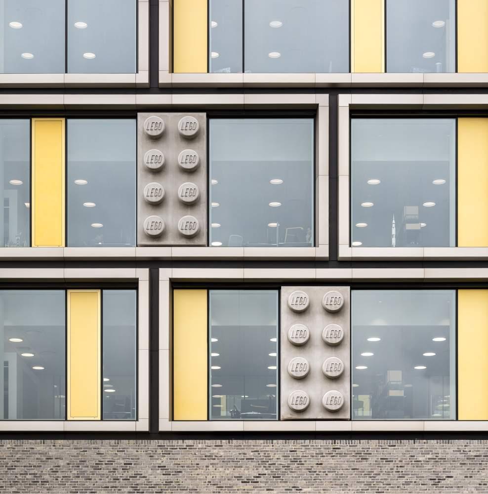 Новый кампус LEGO в Дании