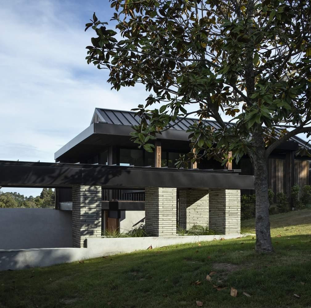 Семейная резиденция «Березовый Парк», Новая Зеландия