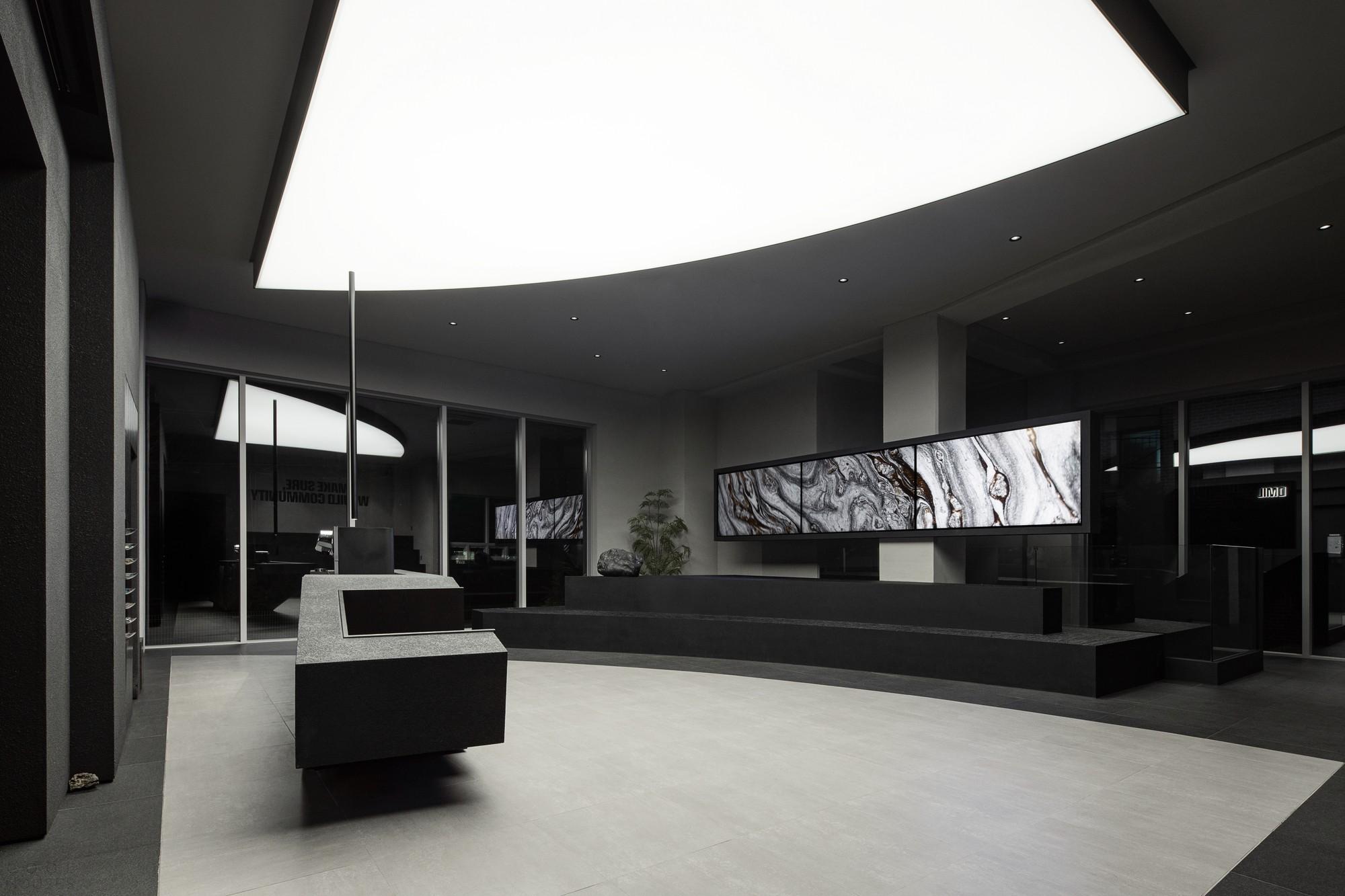 Новое офисное здание южнокорейской компании DMIL