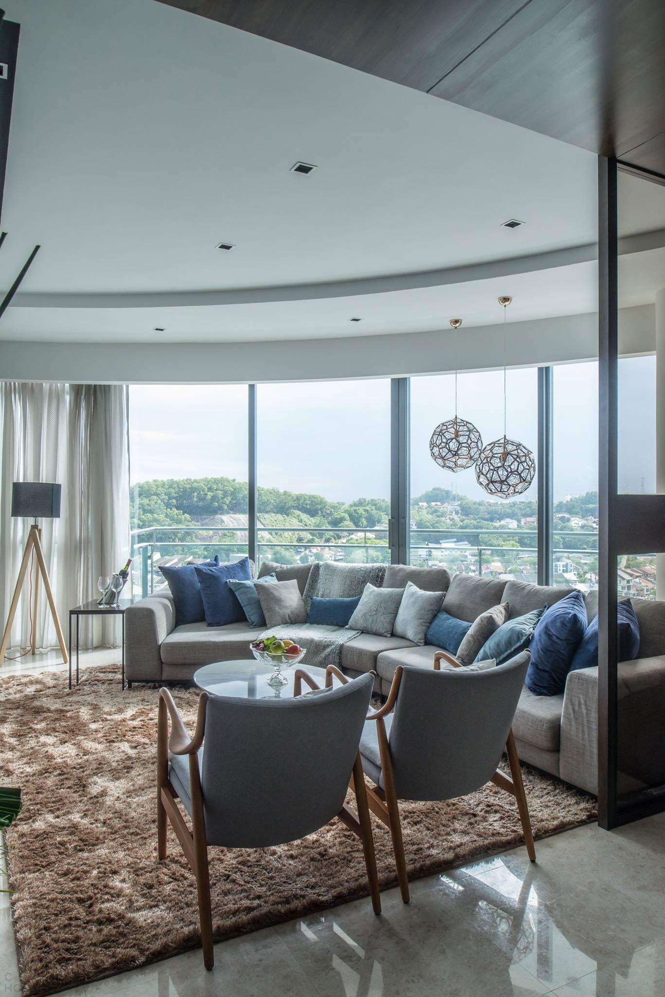 Квартира фотографа в Куала-Лумпур, Малайзия