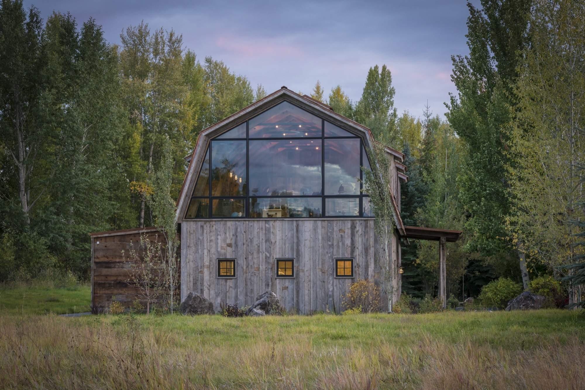 Гостевой дом «Сарайчик» в США