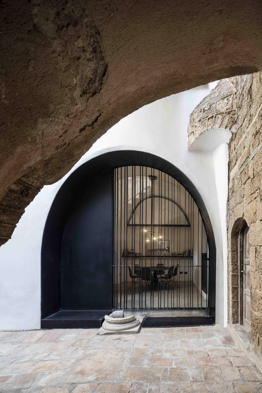 Квартира-пещера в Израиле