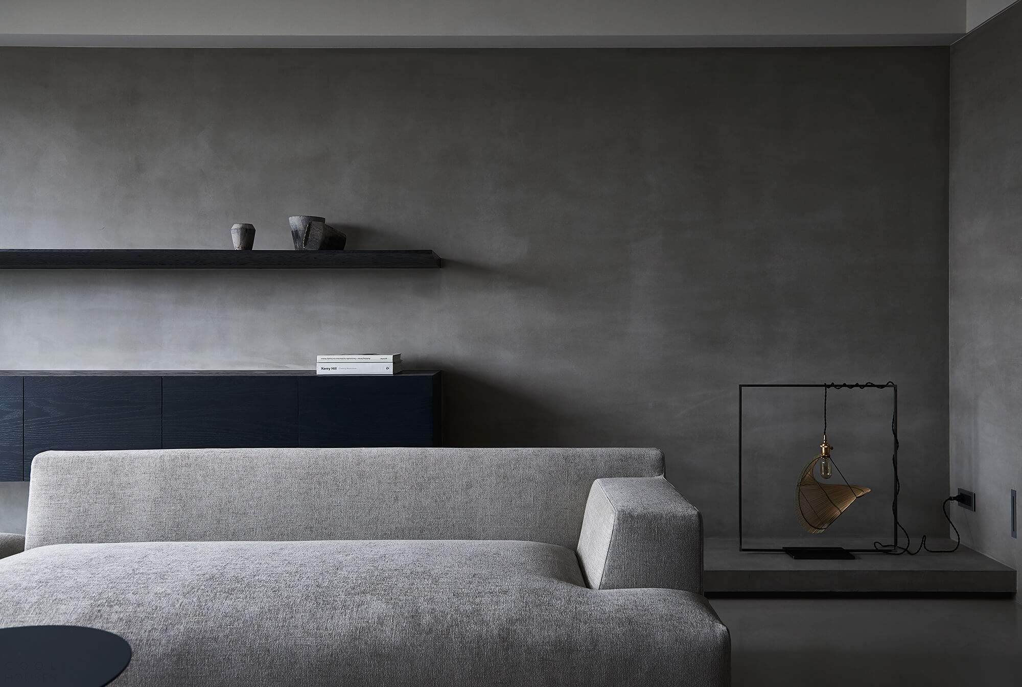 Квартира в стиле восточного минимализма в Тайване