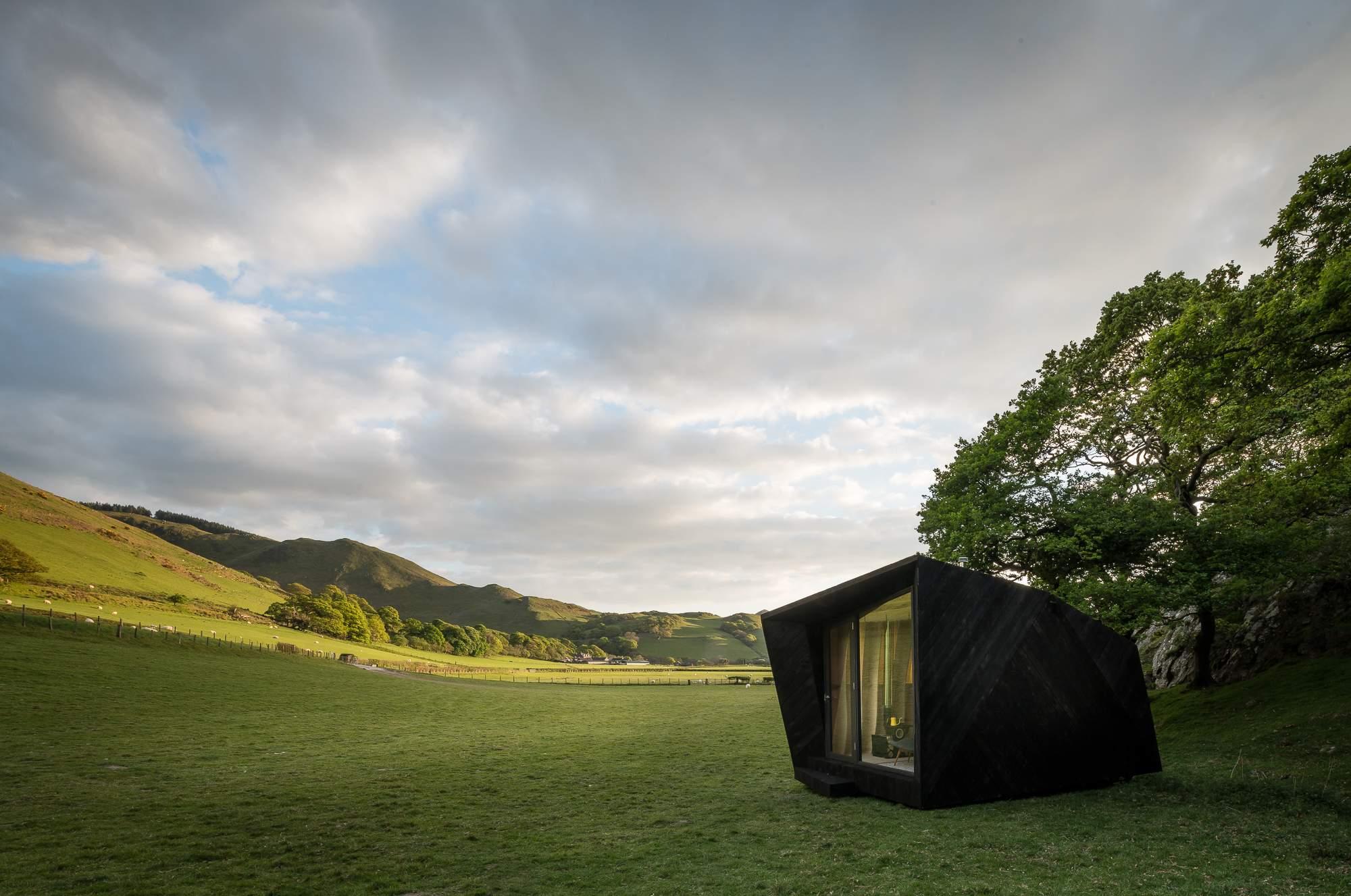 «Пещера Артура» от Miller Kendrick Architects, Великобритания