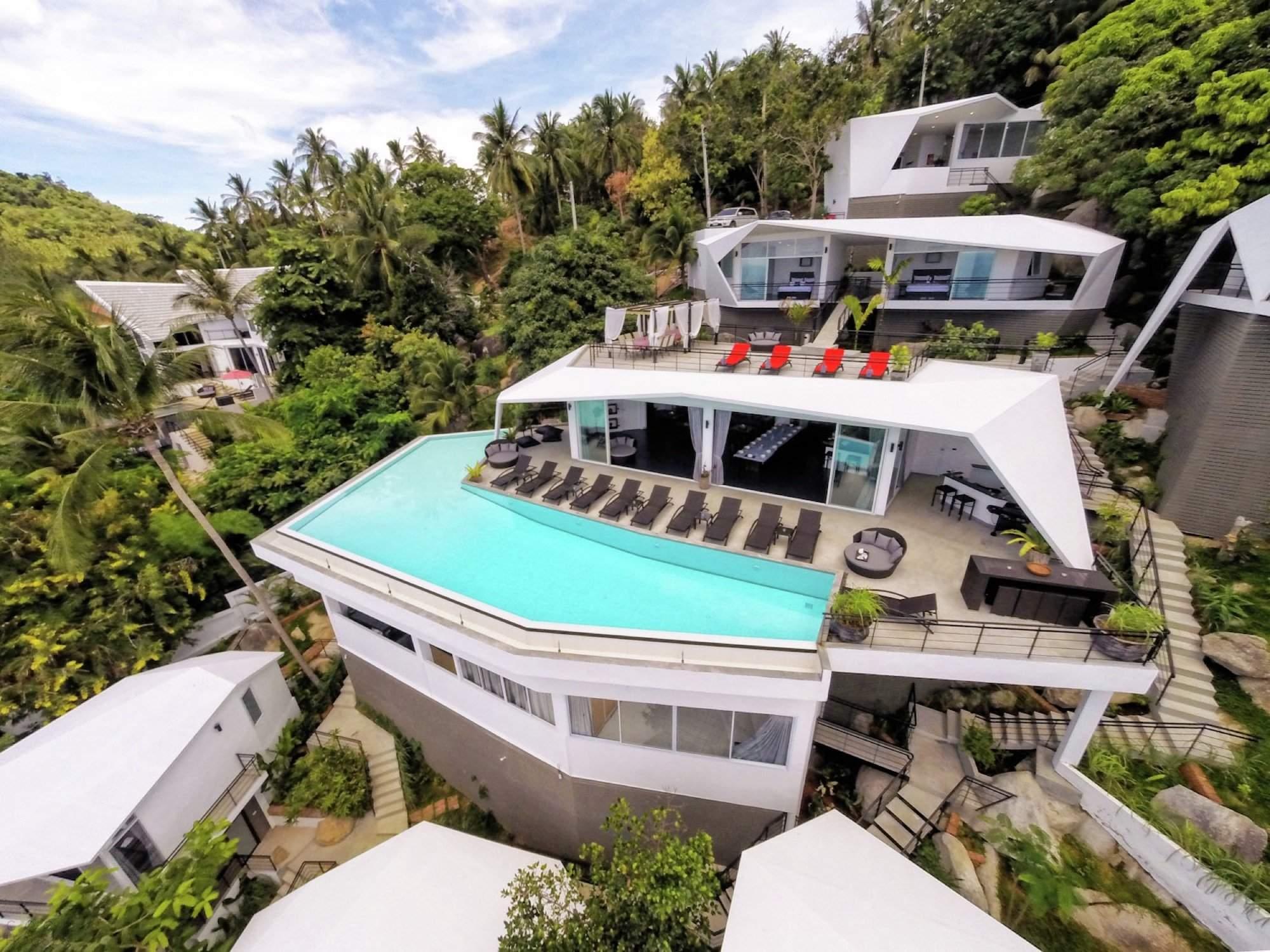 Вилла для аренды на острове Самуи в Таиланде