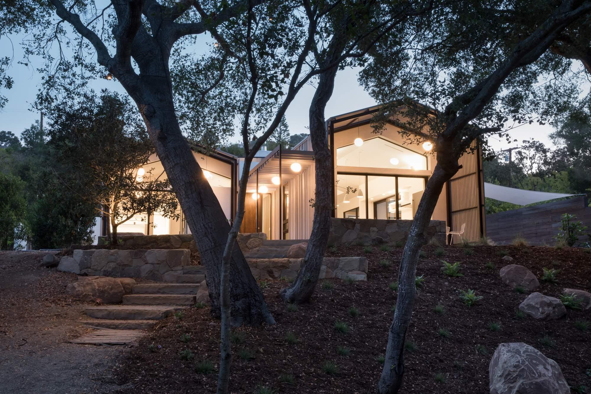 Скромный уютный дом от PLACE в Санта-Барбара, США