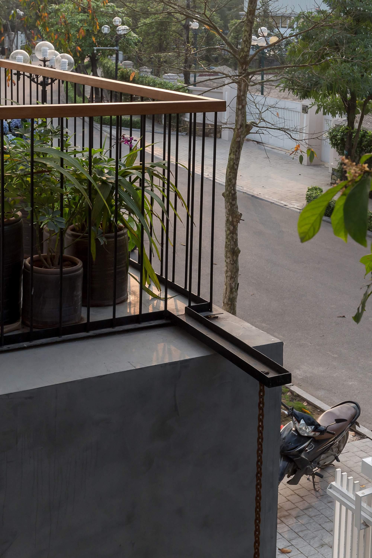 Современный дуплекс в Ханое, Вьетнам
