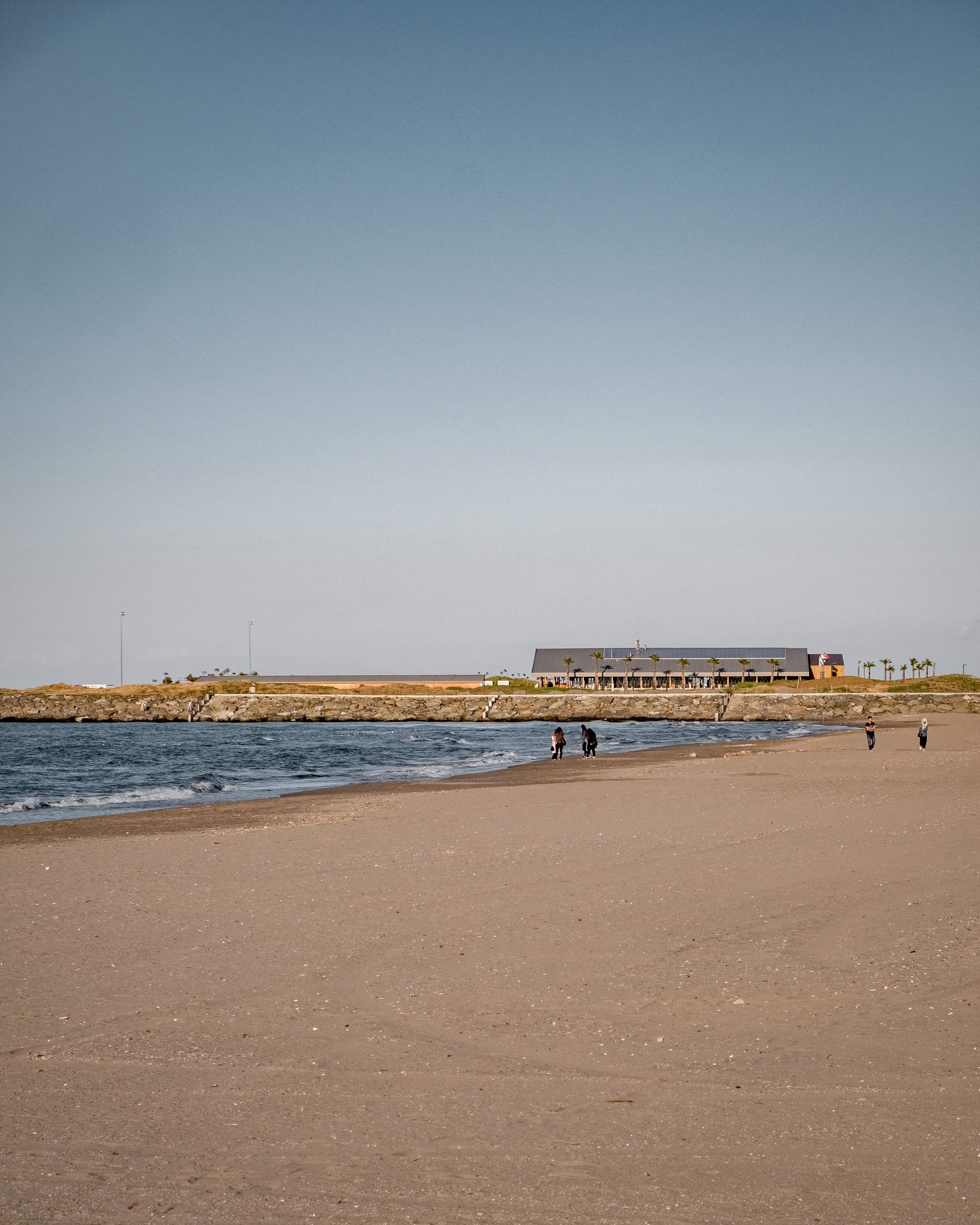 Гольф Клуб у побережья Чёрного моря, Турция