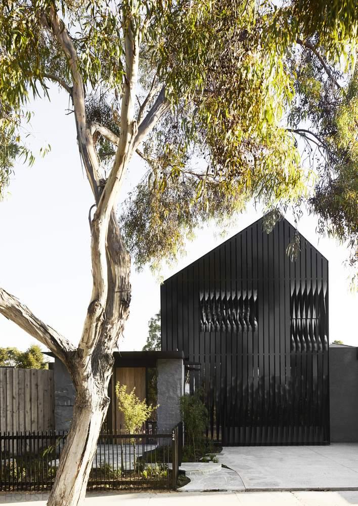 Элитный семейный дом с уникальной эстетикой, Австралия