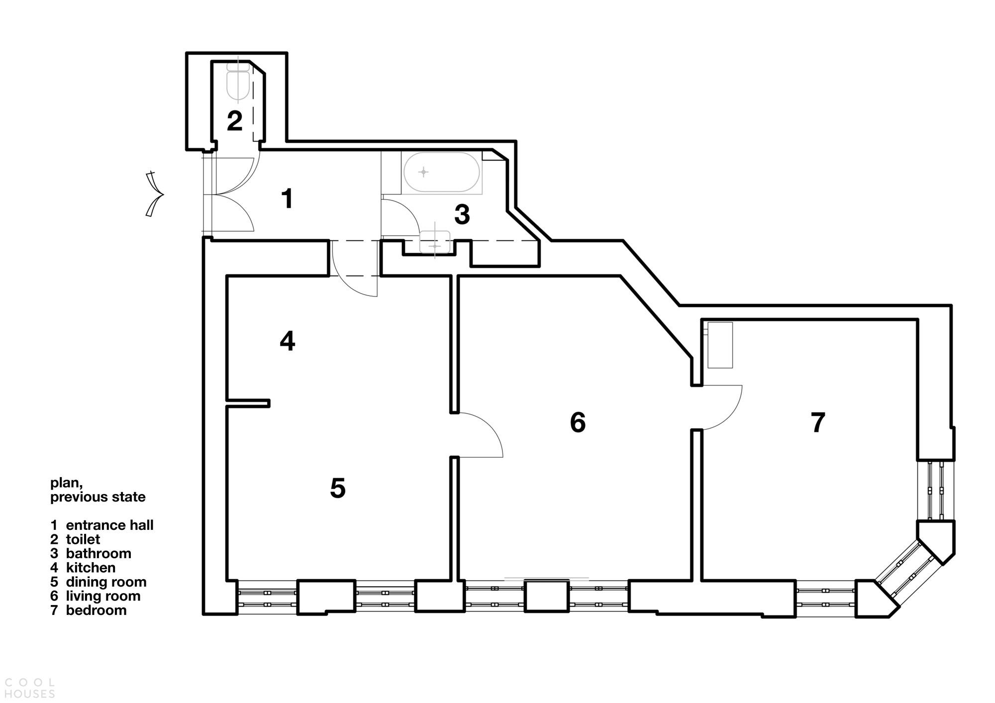 Апартаменты с инновационной функциональностью и выразительными акцентами