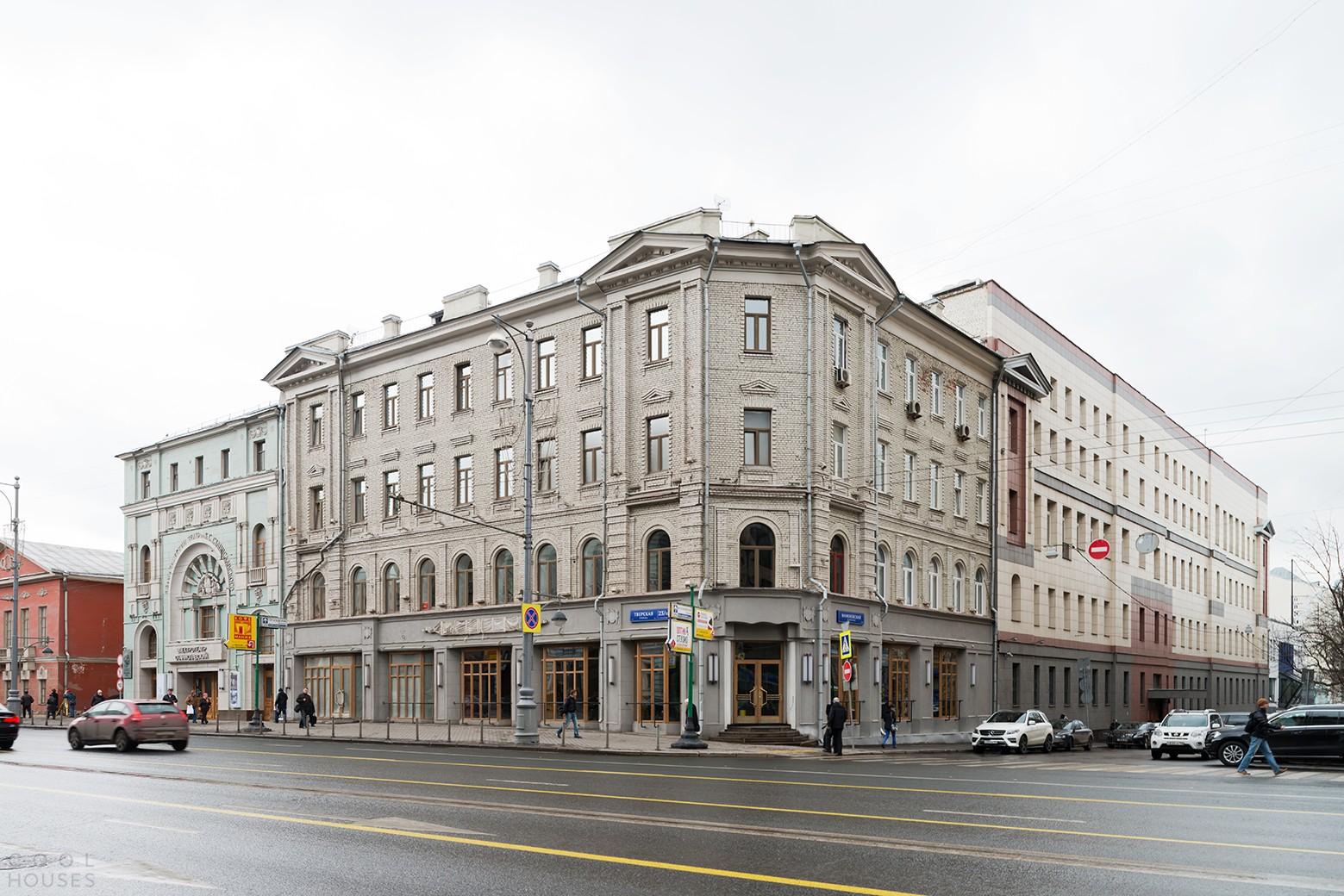 «Электротеатр Станиславский» в Москве
