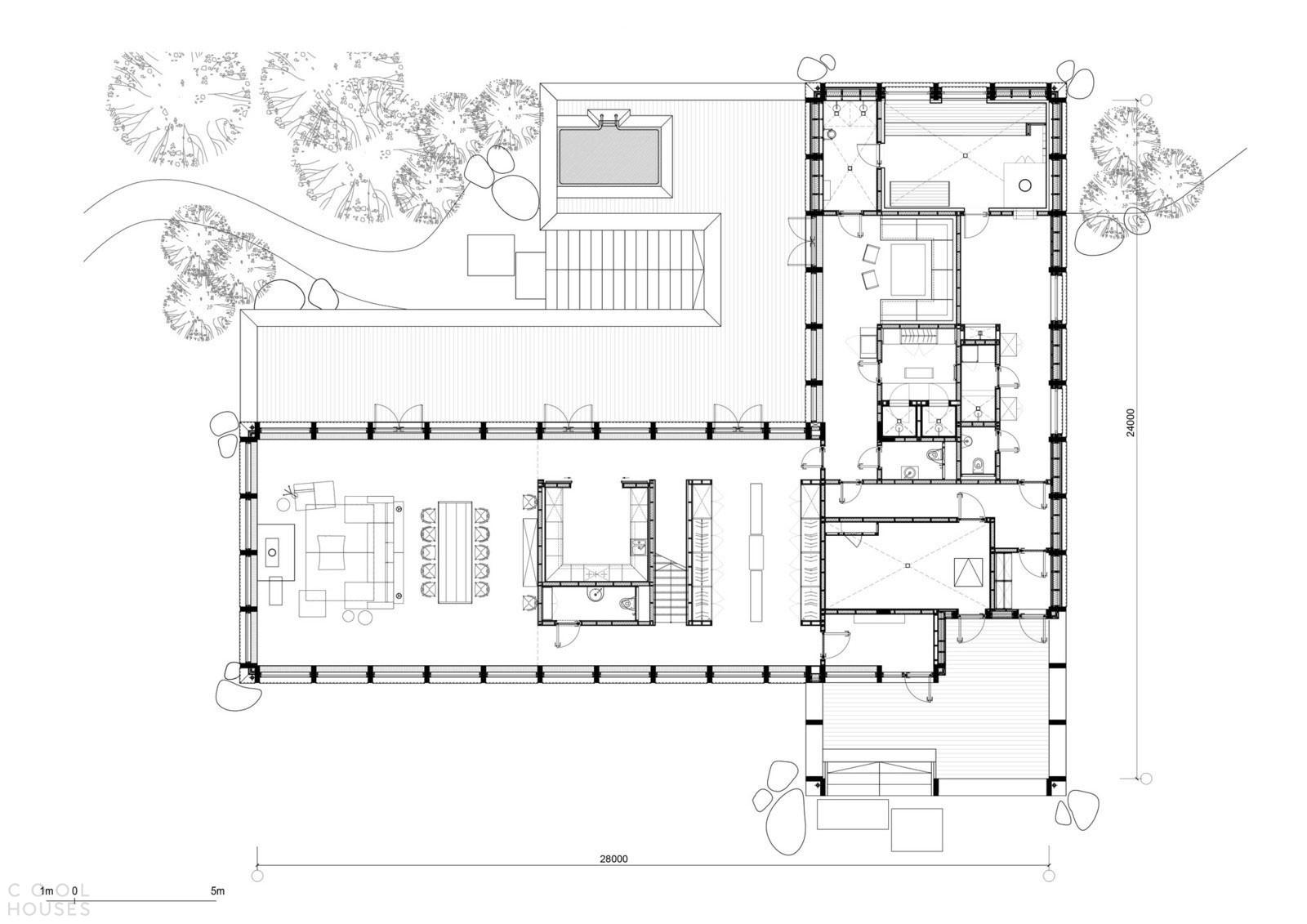 Гостевой дом в Подмосковье – победитель конкурса Arhiwood-2016