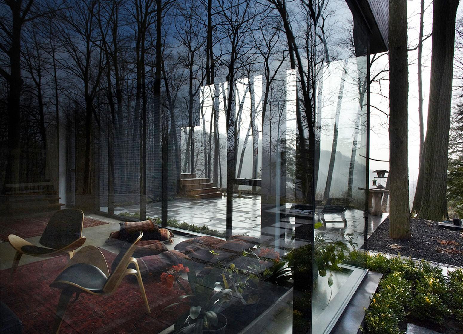 Проект дома в заповедной зоне Онтарио, Канада