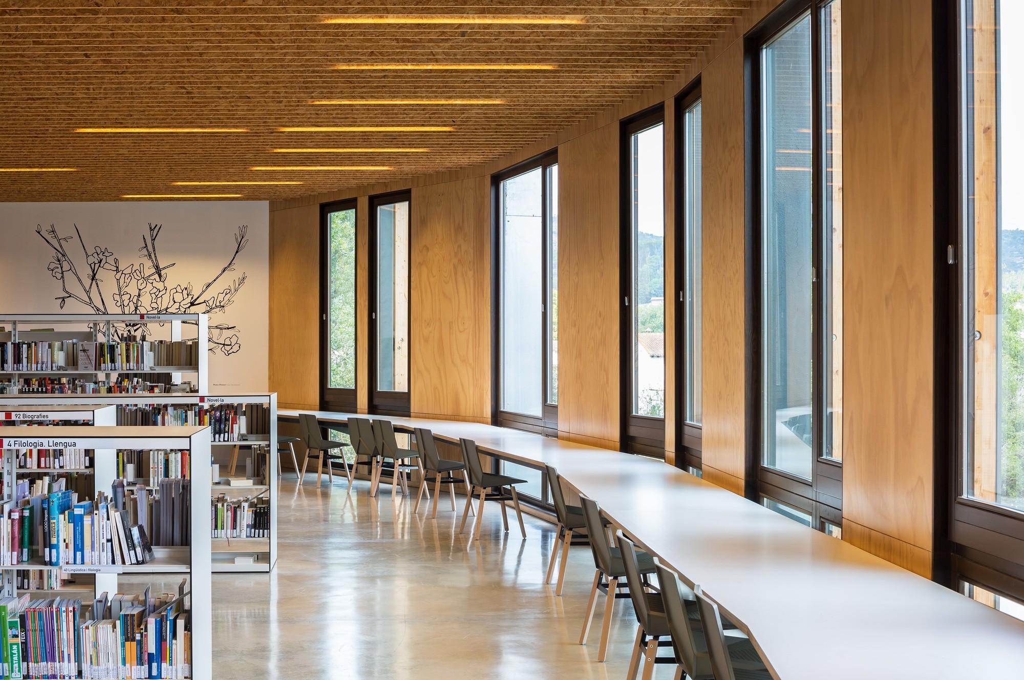 Проект современной библиотеки