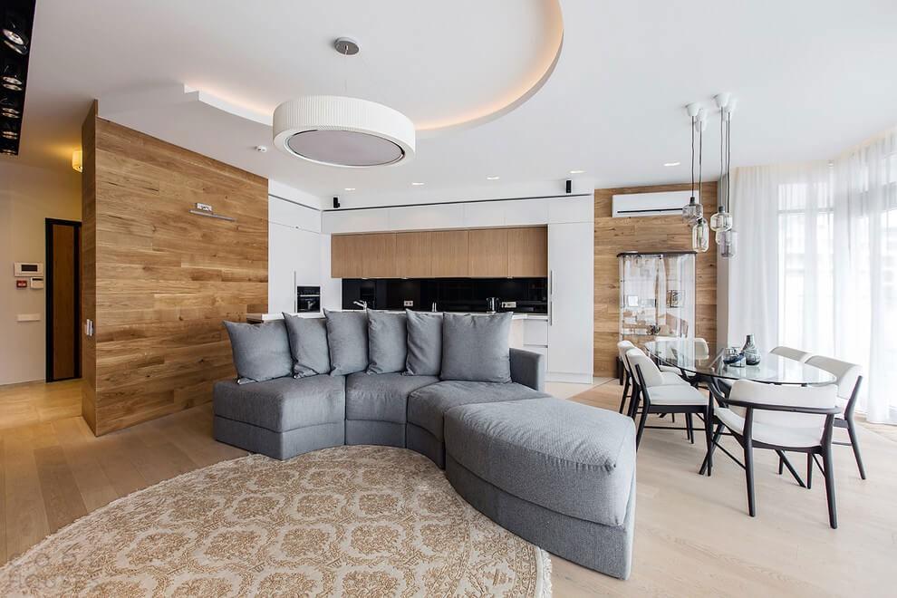 Стильные апартаменты в Московской Области