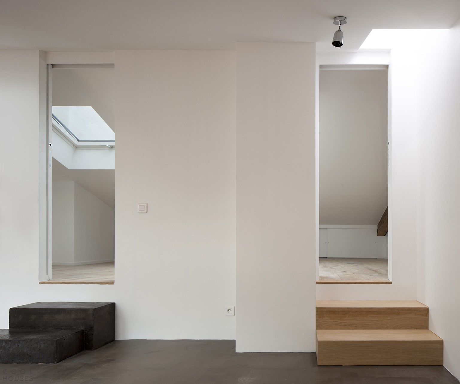 Уютный проект дуплекса во Франции