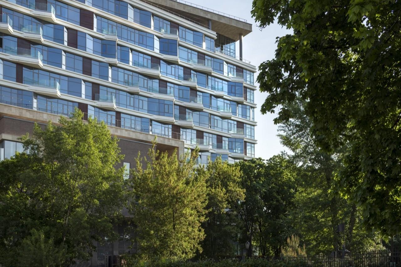Жилой комплекс Барклай-Парк в Москве