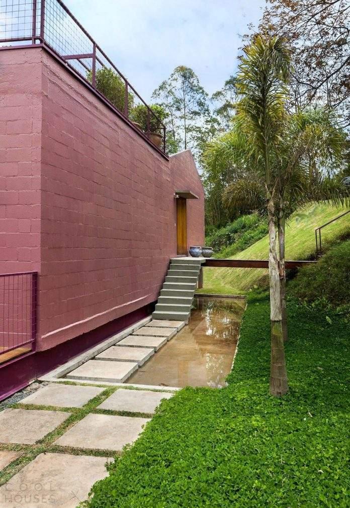 Дом-дерево в Бразилии