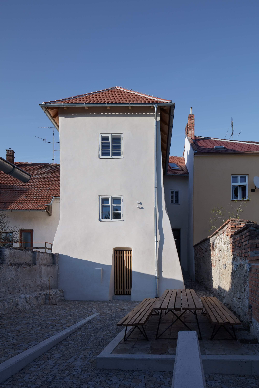 Дом для аренды «Shtaynhaus» в здании 16-го века в Чехии