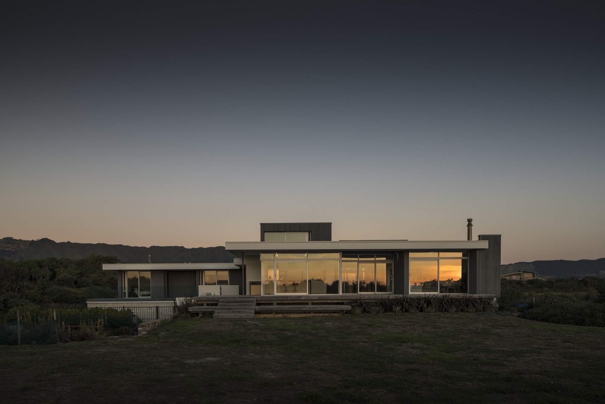 Дом Waikanae в Новой Зеландии – победитель престижного архитектурного конкурса