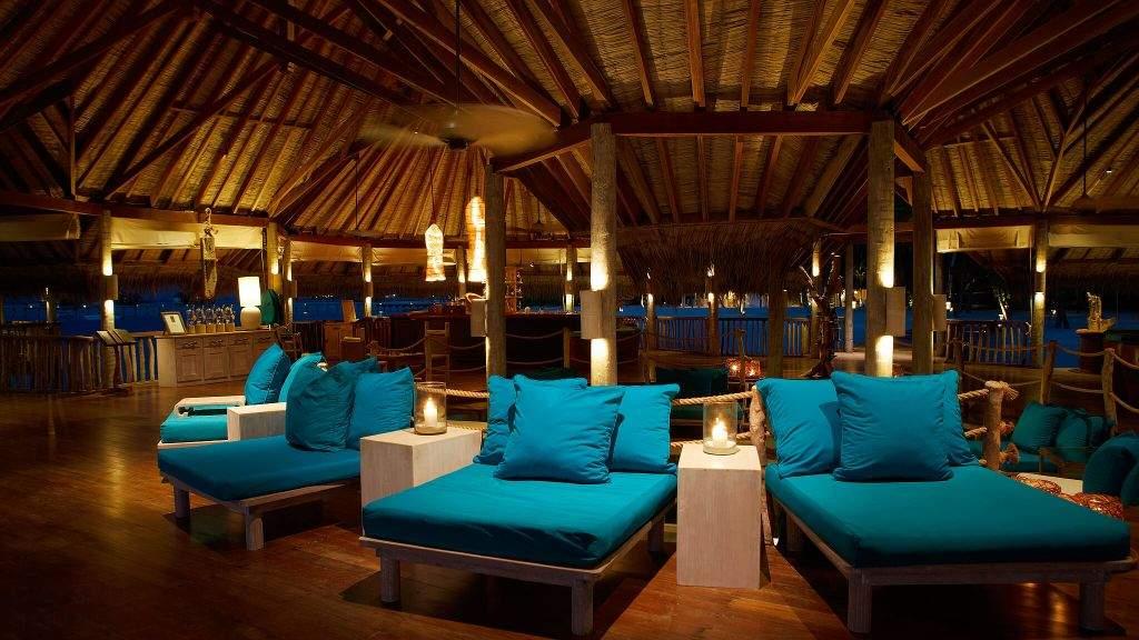 Отель Gili Lankanfushi на Мальдивских островах