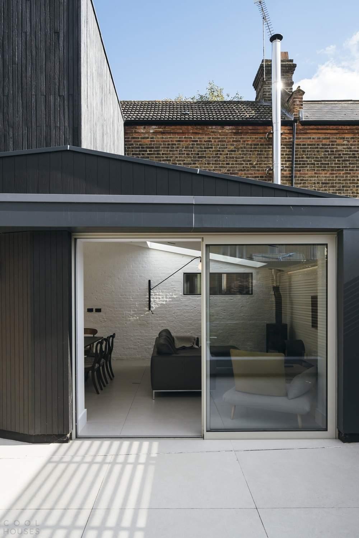 «Дом Черного Риджа» в Лондоне, Соединенное Королевство