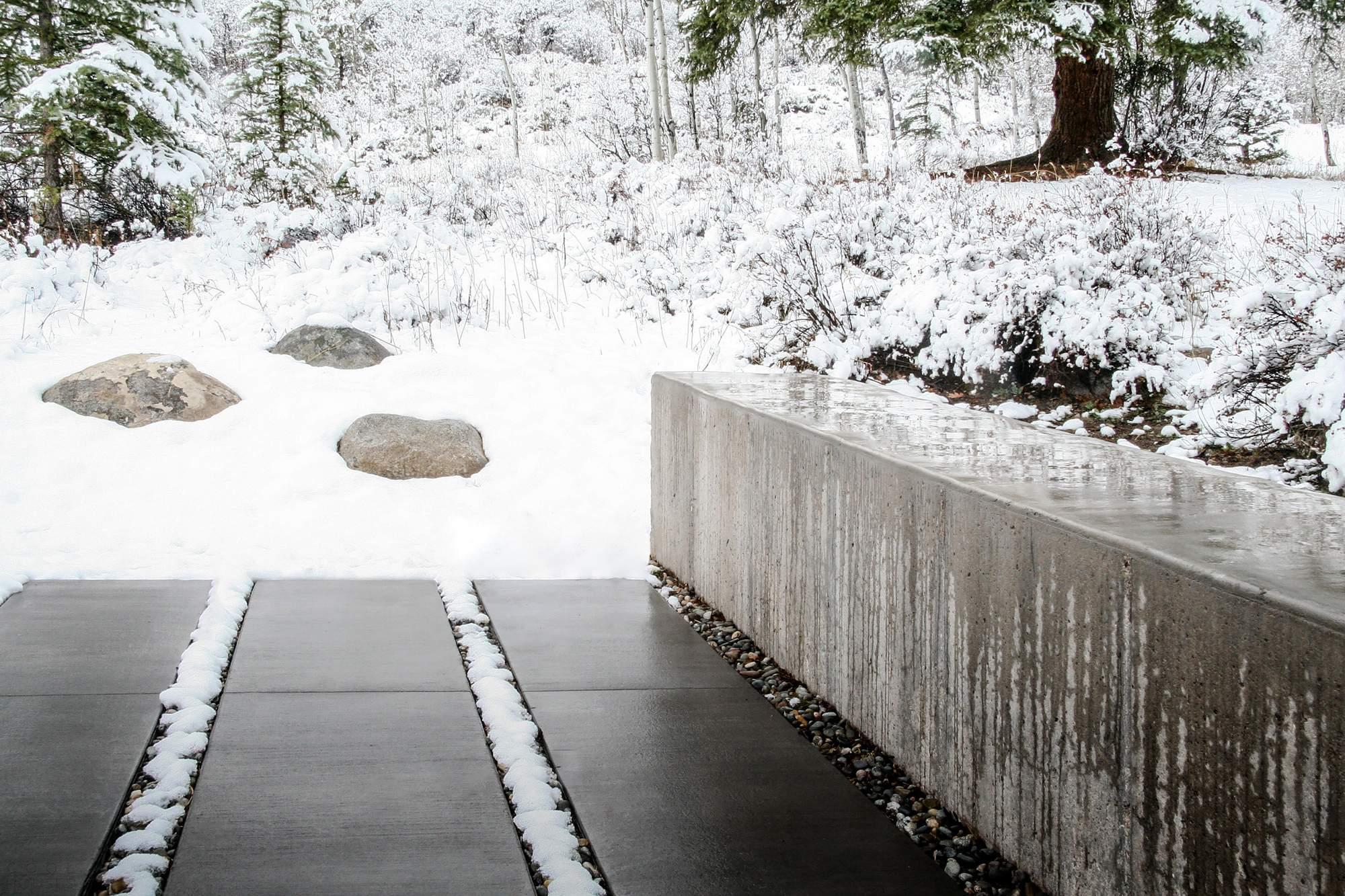Зимняя дача с норвежским характером, США