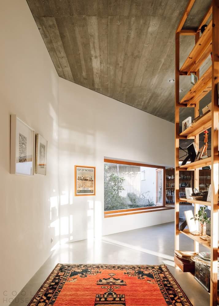 Дом, объединяющий современность и исторические традиции, Португалия