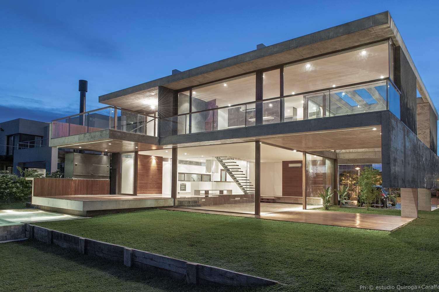 Семейный дом в рационалистическом стиле, Аргентина