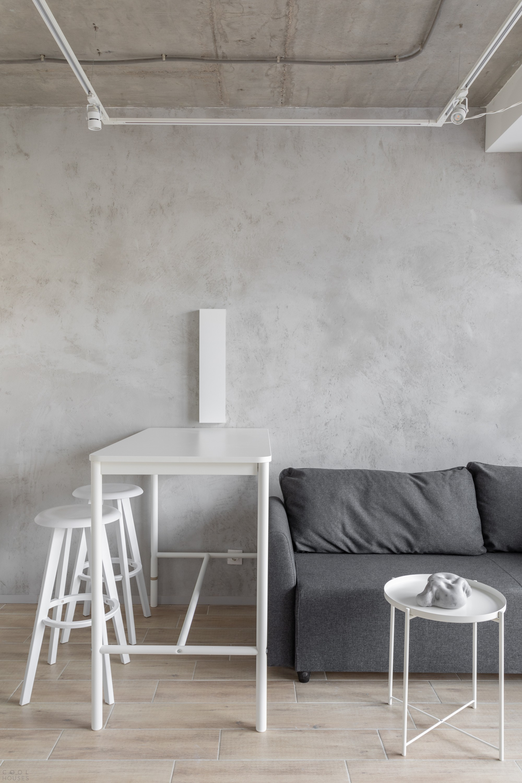 Маленькая многофункциональная квартира с ощущением простора