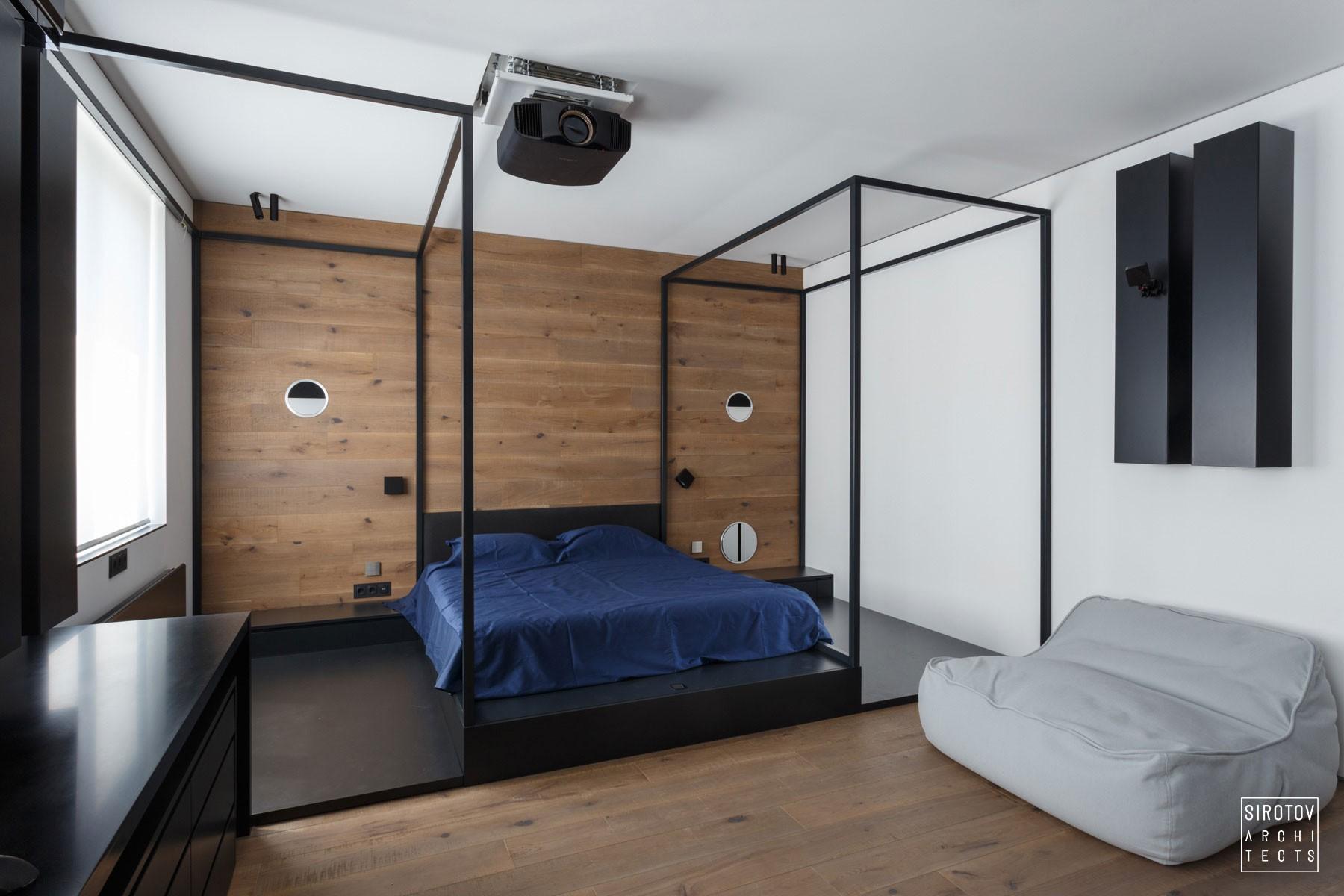 Интерьер в маленькой квартире от студии Игоря Сиротова