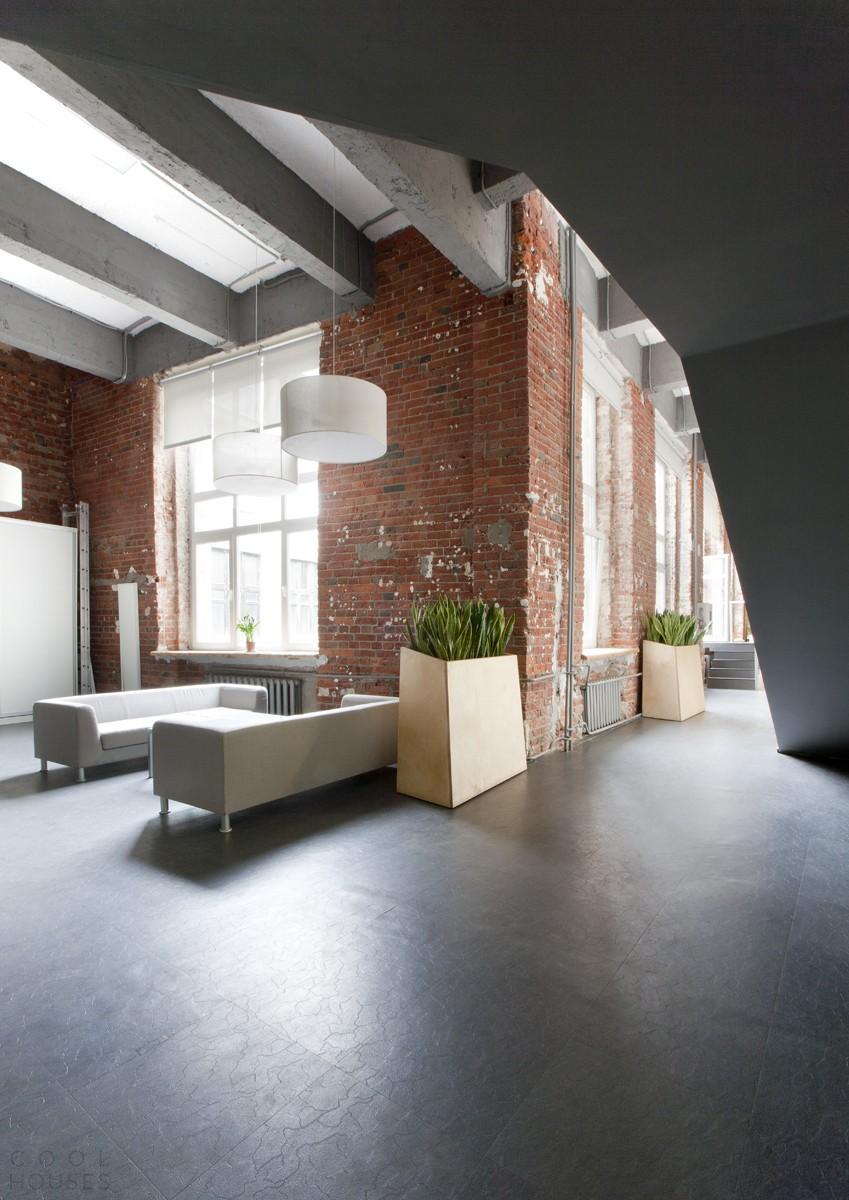 Офис бренд-агентства «Своё мнение» в Москве