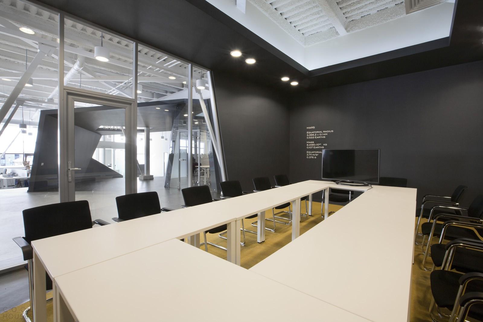 Офис компании Iponweb в бизнес-центре «Шаболовка 31»