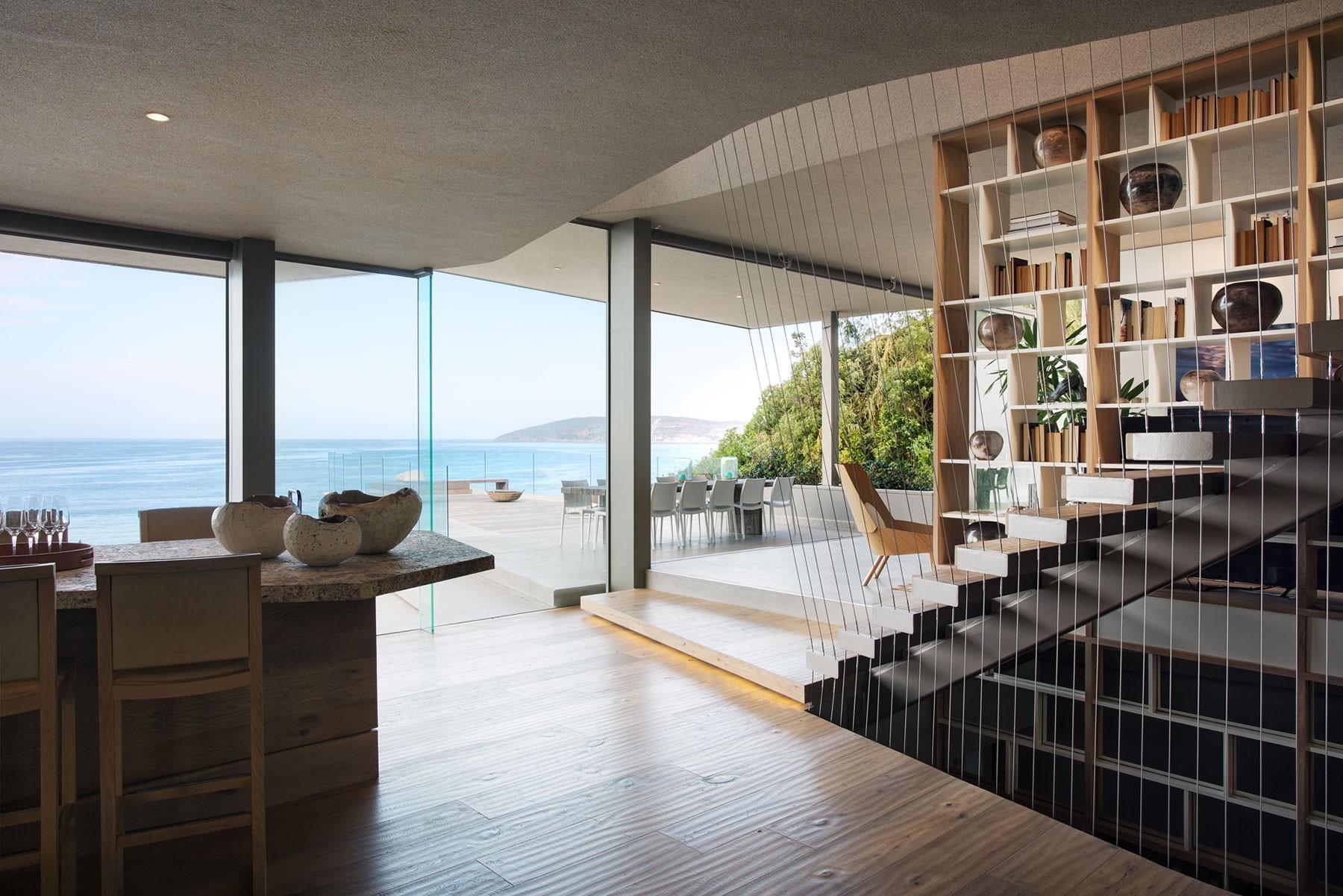Роскошная частная резиденция с видом на Индийский океан